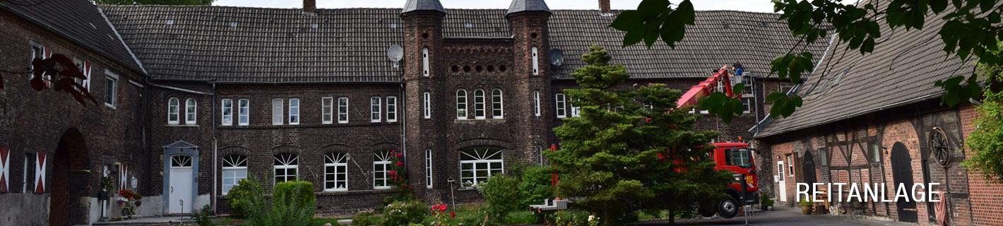 Reitanlage Schloss Wilbringen